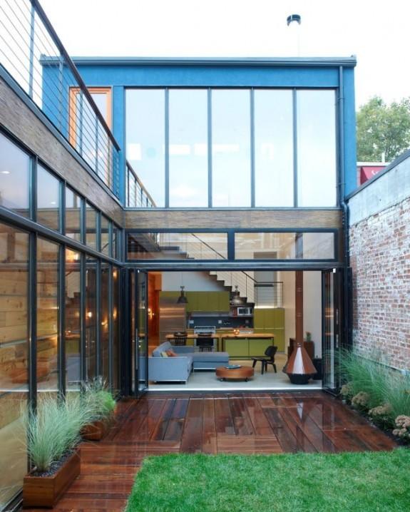 Merveilleux Casa Con Patio Interior 6