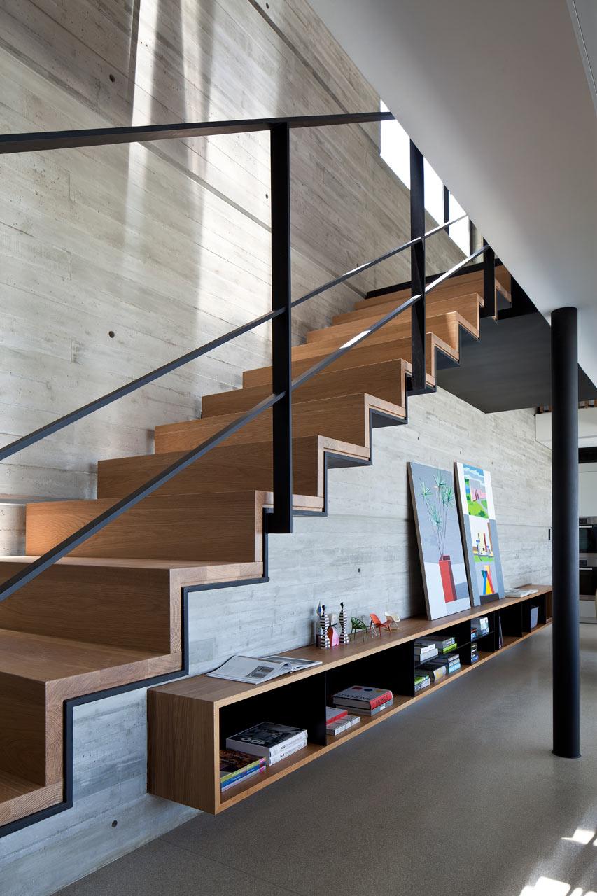 Reforma de tico d plex de calidad en tel aviv lf24 for Escaleras de duplex