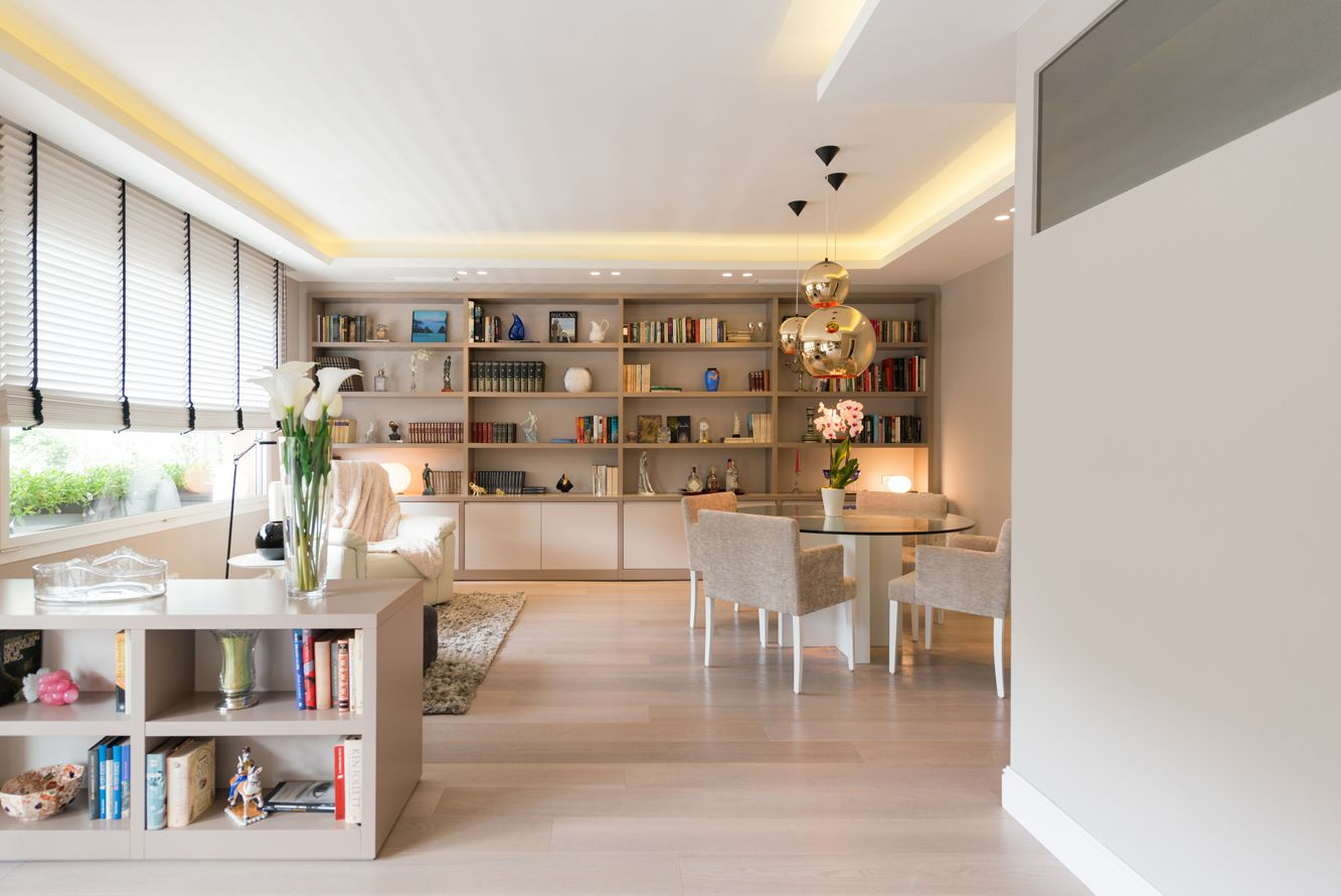 Apartamento gvciii bcn estudio de interiorismo y for Estudios de interiorismo barcelona