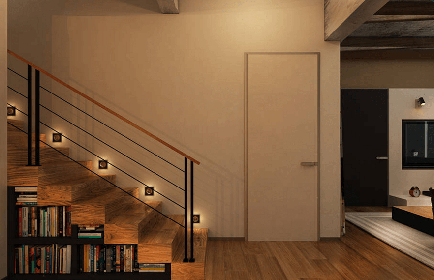 Tipos de escaleras para interiores perfect escaleras - Tipos de escaleras de interior ...