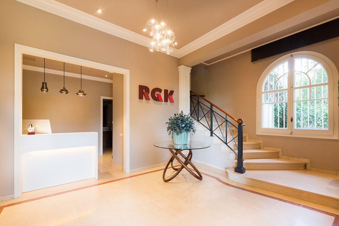 Proyecto de interiorismo, reforma completa y decoración para RGK