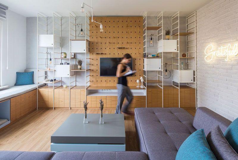 Aprovechando el espacio de un apartamento al m ximo lf24 - Assunta madre barcelona ...