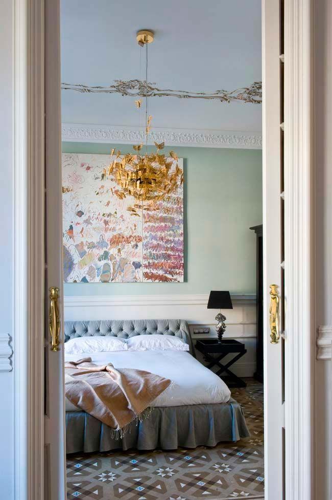 Dise o de un fant stico apartamento en barcelona lf24 - Assunta madre barcelona ...