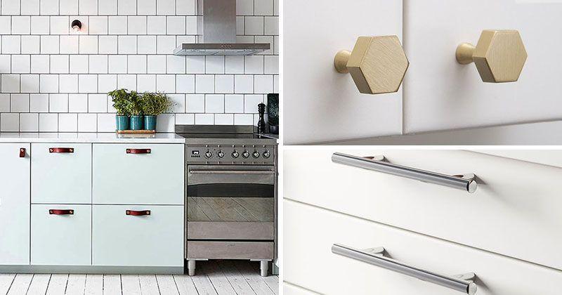 Distintos tiradores para completar nuestras cocinas lf24 - Tiradores cocina ...