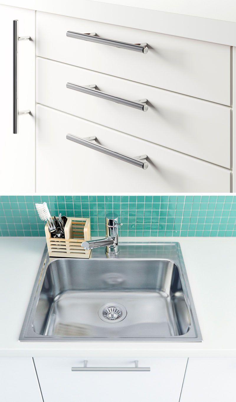 Distintos tiradores para completar nuestras cocinas   LF24