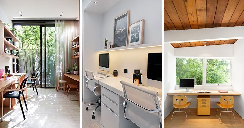 Ideas para montar una oficina de trabajo en casa lf24 for Oficinas modernas en casa