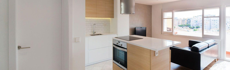 Interior design for flats