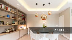 Interior design projects Barcelona